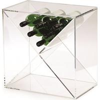 Traditional Wine Rack Cube Vinställ 510x510 mm
