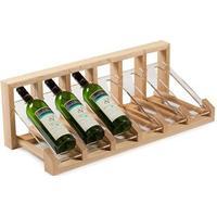 Traditional Wine Rack Counter Top Display Vinholder