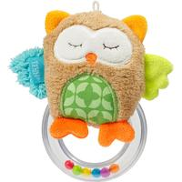 Fehn Rattlering Owl