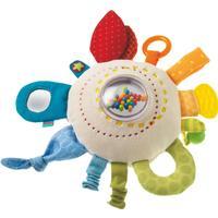 Haba Teether Cuddly Rainbow Round 301670