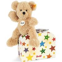 Steiff Fynn Teddy Bear in Suitcase 23cm
