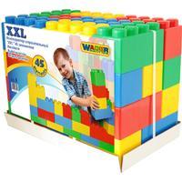 Wader Building Bricks XXL 45pcs