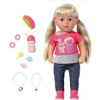 Zapf Baby Born Interactive Sister