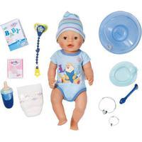 Zapf Baby Born Interactive Boy