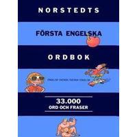 Norstedts första engelska ordbok: engelsk-svensk/svensk-engelsk (Kartonnage, 2010)