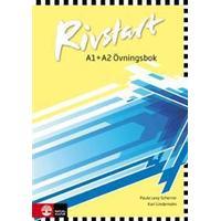Rivstart A1+A2 Övningsbok, andra upplagan (Häftad, 2014)