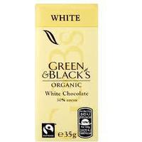 Green & Black's Vit Choklad