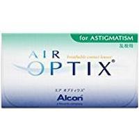 Air Optix Alcon Air Optix for Astigmatism  weich, 6 Stück / BC 8.7 mm / DIA 14.5 mm / CYL 0.75 / ACHSE 140 / /3 Dioptrien