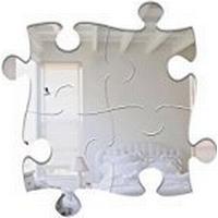 Mungai Mirrors Jigsaw Puzzle 61cm