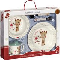 Sophie la girafe Mealtime Gift Box Kiwi Version 460007