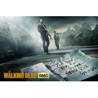 GB Eye The Walking Dead Rick & Daryl Road Maxi 61x91.5cm Affisch