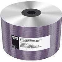 MediaRange DVD-R Silver 1.4GB 4x Spindle 50-Pack 8cm