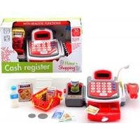 Johntoy Cash Register with Liight & Sound