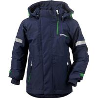 Didriksons Rovda Kid's Jacket - Navy (162501023039)