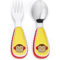 Skip Hop Zootensils Fork & Spoon Marshall Monkey