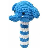 NatureZoo Mr. Elephant Rattle Stick