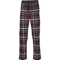 JBS Pyjamas bukser i hvide, sorte og røde tern