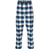 JBS Pyjamas bukser i hvide, sorte og blå tern