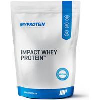 Myprotein Impact Whey Protein Vanilla Stevia 5kg