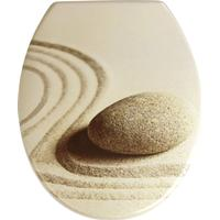 Wenko Toilettensitz Sand and Stone (19651100)