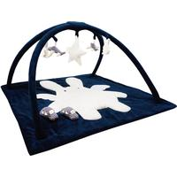 Trousselier Square Playmat with Music Angel Bunny Navy 90cm