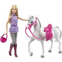 Mattel Mattel Barbie Med Hest