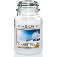 Yankee Candle Season Of Peace Large Jar