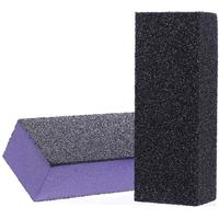 Kiss Black Sanding Block With Purplefoam