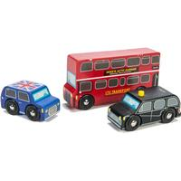 Le Toy Van Bilar London 3 st