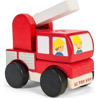 Le Toy Van Stapla Brandbil