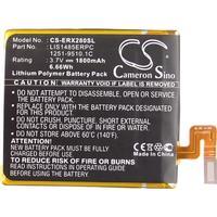eQuipIT Batteri Sony Ericsson LIS1485ERPC 1840mAh