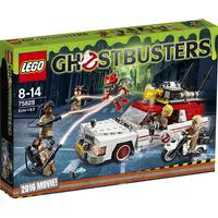 Lego Ghostbusters Ecto 1 & 2 75828