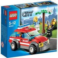 Lego City Brandchefens bil 60001