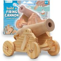 Fiestacrafts Wooden Cannon Craft Kit