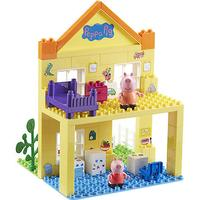 Peppa Pig Deluxe Peppas House Construction Set