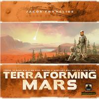 Fryxgames Terraforming Mars (Engelska)