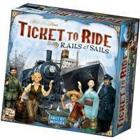 Days of Wonder Ticket to Ride: Sails & Rails
