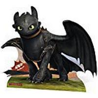 STAR CUTOUTS How To Train Your Dragon Life Size Cutout of Toothless the Dragon