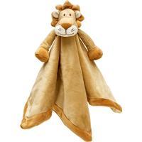 Teddykompaniet Diinglisar Wild Snuttefilt Lejon 14873