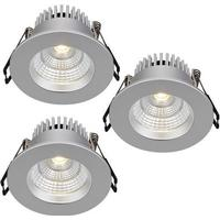 Markslöjd 106215 Ares 3-Set Downlight