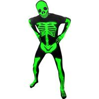 Morphsuit Glow Skeleton Morphsuit