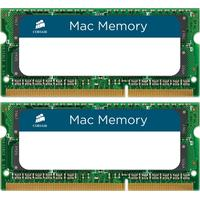 Corsair DDR3 1333MHz 2x4GB till Apple Mac (CMSA8GX3M2A1333C9)