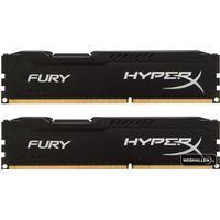 HyperX Fury Black DDR3 1866MHz 2x8GB (HX318C10FBK2/16)
