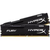 HyperX Fury Black DDR4 2400Mhz 2x4GB (HX424C15FBK2/8)