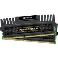 Corsair Vengeance Black DDR3 1600MHz 2x4GB (CMZ8GX3M2A1600C9)