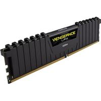 Corsair Vengeance LPX Black DDR4 2666MHz 8GB (CMK8GX4M1A2666C16)