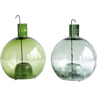 House Doctor Getingfälla 2-set olivegreen glas, House Doctor