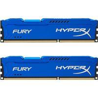 HyperX Fury Blue DDR3 1600MHz 2x4GB (HX316C10FK2/8)