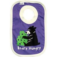 Lazyone Beary Hungry Bib