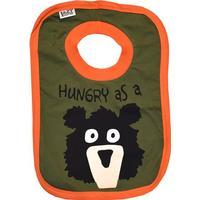 Lazyone Hungry as a Bear Boy Bib